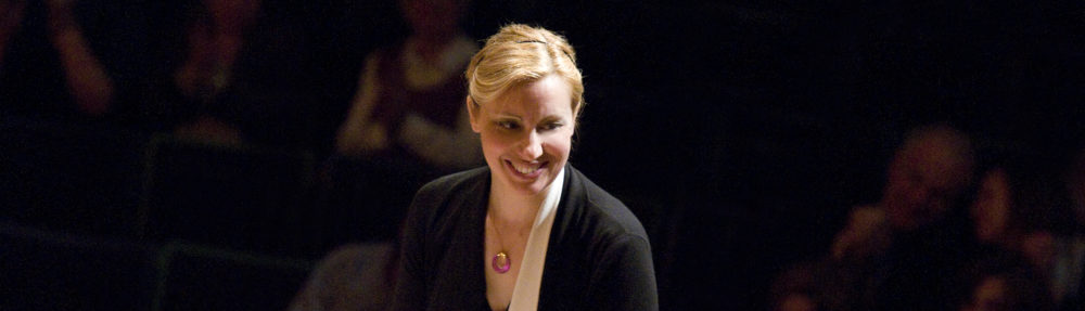 Cynthia Woods, Conductor
